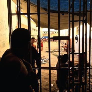 Brasil: Donde los presos mandan