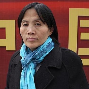 维权人士去世三年,中国仍陷黑暗