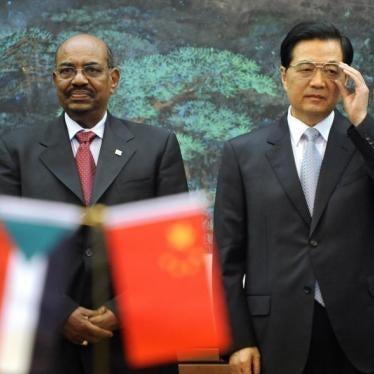 时评:中国拥抱战争罪逃犯