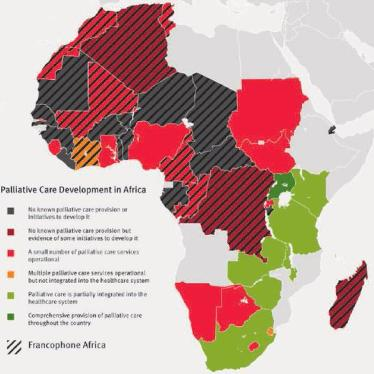Ending Needless Suffering in Francophone Africa