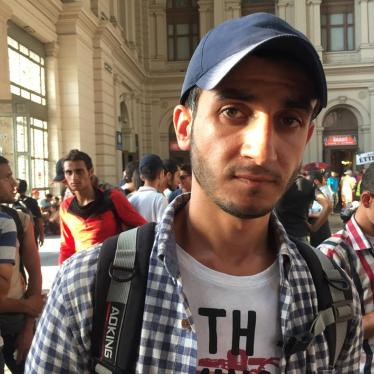 Dispatches: One Syrian's Journey Through Europe's Broken Asylum System