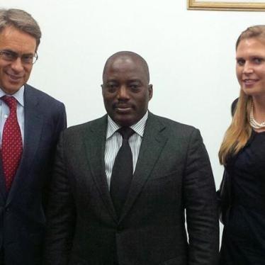 RD Congo : La répression contre la dissidence est la principale source d'inquiétude relative aux droits humains