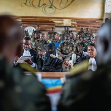 RD Congo : Les victimes d'atrocités méritent une meilleure justice