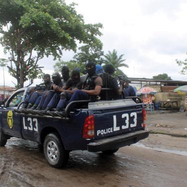 Dispatches: Still No Justice for Congo's Likofi Victims
