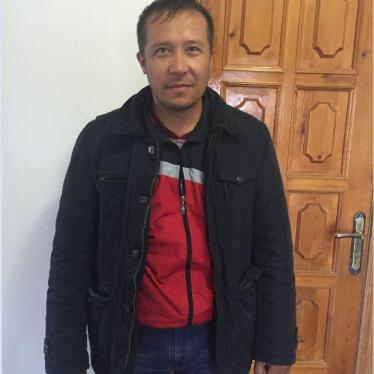 Uzbekistan: Rights Defender Arrested