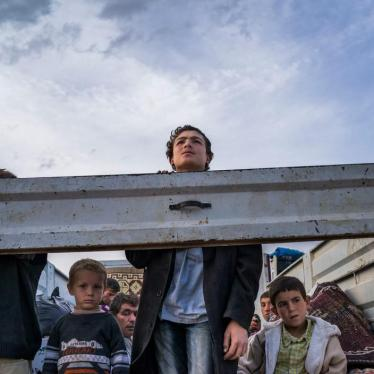 Turkey: 400,000 Syrian Children Not in School
