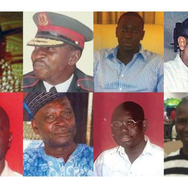 Gambia: Two Decades of Fear and Repression