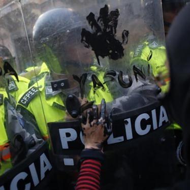 Environmentalists Under Siege in Ecuador