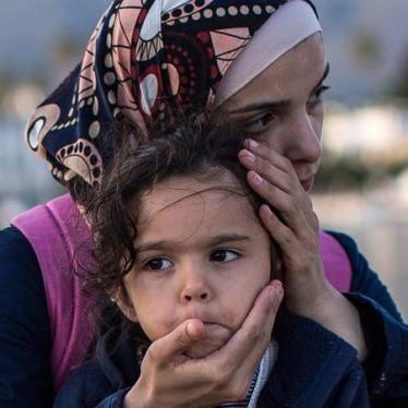 UE : Arrivée d'enfants migrants fuyant des abus