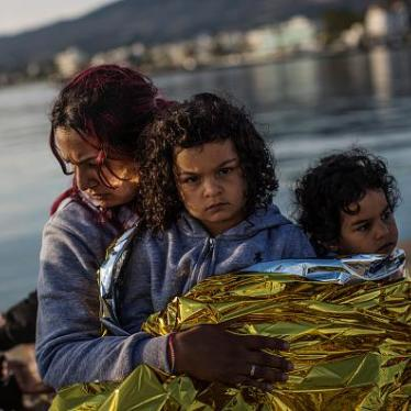 EU: Abuses Against Children Fuel Migration