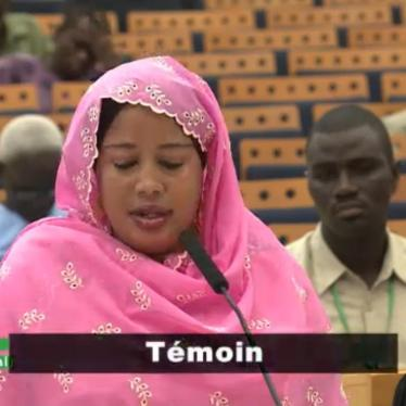 Senegal: Los testimonios de esclavitud sexual deben tomarse en cuenta en juicio contra Hissène Habré