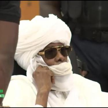 Hissène Habré Trial: Witness Hearings Ending