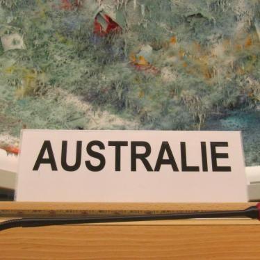 澳大利亚:加劲争取联合国人权理事会席位