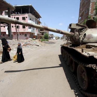 Yemen: Travel Ban on Women's Rights Advocate