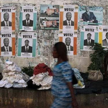An Agenda for Ouattara's Second Term