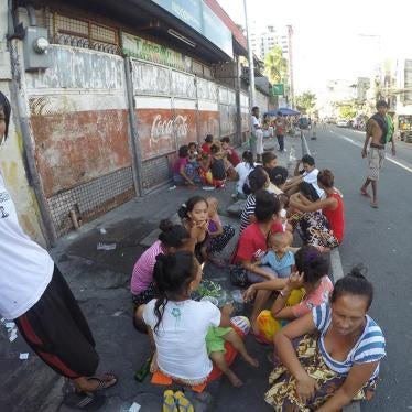 菲律宾:APEC首脑会议前大肆滥捕