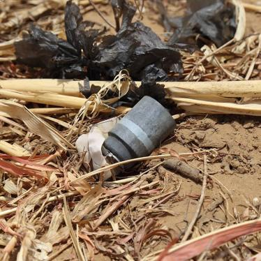 Cluster Munitions: Fewer Stockpiles, But New Use