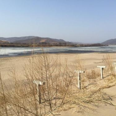 中国:勿遣返九名朝鲜难民