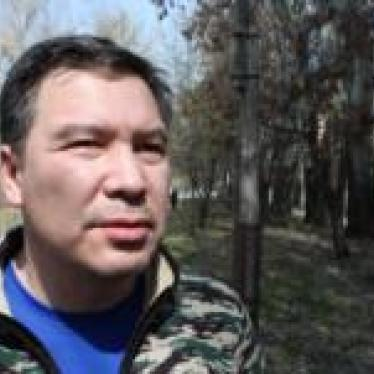 Kazakhstan: Two Activists Detained