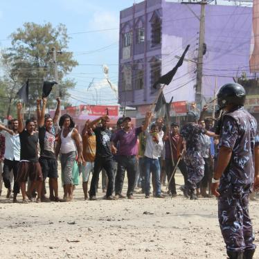 Nepal: Investigate Deaths During Terai Protests