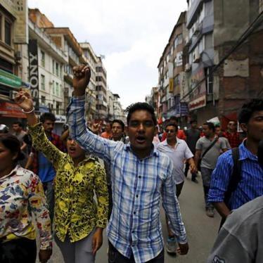 Nepal: Escalating Violence Over Autonomy