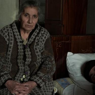 Armenia: Needless Pain at End of Life