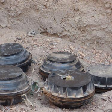 Yemen: Houthis Used Landmines in Aden