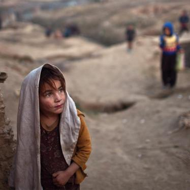Pakistan: Renewed Threats to Afghan Refugees