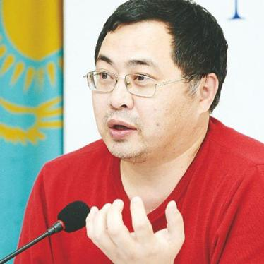 Kazakhstan: Activist Jailed Over Currency Protest