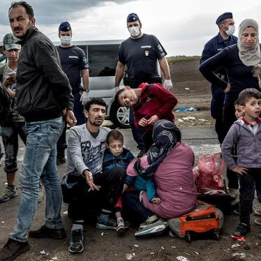 Hungary: Locked Up for Seeking Asylum