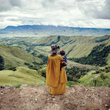 Interview: Domestic violence ignored in Papua New Guinea