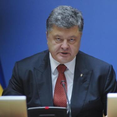 Ukraine: Dozens of Journalists Banned