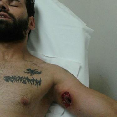 Lebanon: Witnesses Detail Police Violence