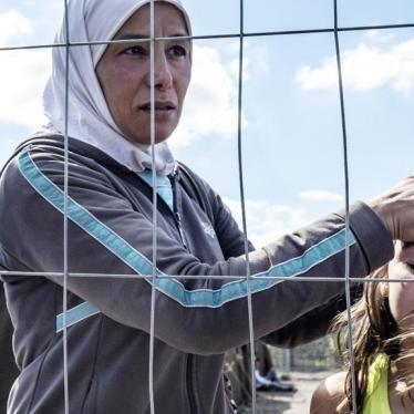 An den europäischen Grenzen wird das Versagen der EU sichtbar
