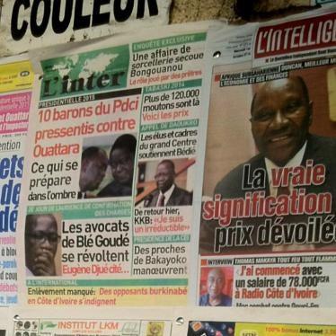 Interview: Enseignements tirés (espérons-le) par la CPI en Côte d'Ivoire, par Elly Stolnitz
