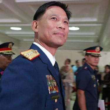 Philippines: New Police Chief Should Tackle Abuses
