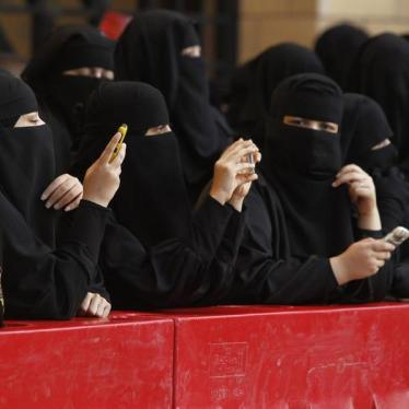 Saudi Arabia: Landmark Elections for Women