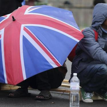 Dispatches: Europe's Refugee Crisis – Has UK Forgotten the Past?