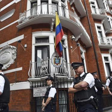 Dispatches: Stop the Foot-Dragging on Assange