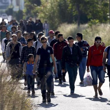 The Refugee Crisis That Isn't