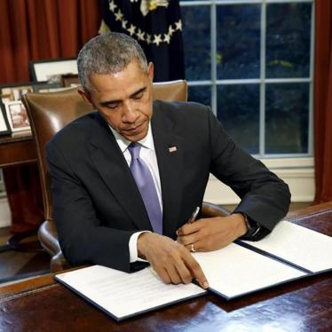 US: Veto is a Step to Closing Guantanamo