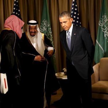 على الولايات المتحدة رفض بيع قنابل للسعودية