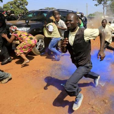 Dispatches: Police Brutality Spells Trouble for Uganda's Elections