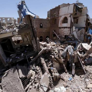 Dispatches: High Time for Accountability in Yemen