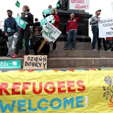 Dispatches: Welcoming Voices from Poland on Refugees