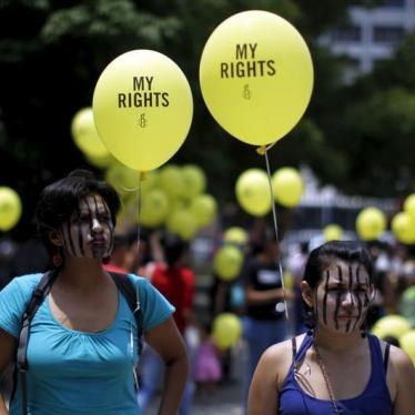 El Salvador Should Decriminalize Abortion