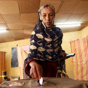 Dispatches: Alarm Bells for Ethiopia's 100% Election Victory