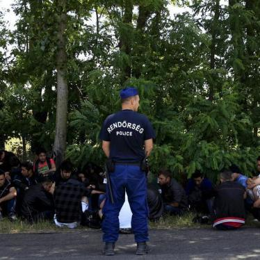 Dispatches: Hungary's Anti-Migrant Fence Is an Insult to Its History