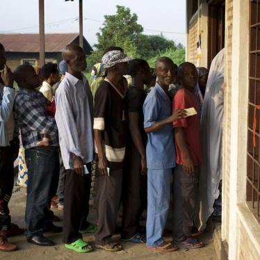 Dispatches: Elections Begin in Burundi in a Climate of Fear