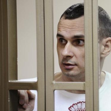 Dispatches:  Crimea – Keep Quiet or Else